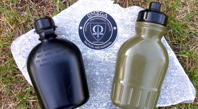 Review of the Seychelle Advanced water filtration canteen!