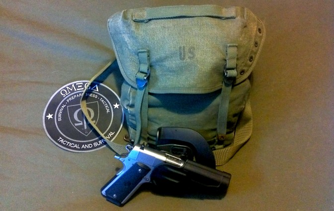 The Get Home Bag / Survival Kit.  When The Bug Out Bag Is Infeasible.