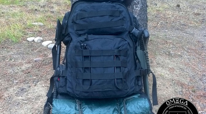 How to Build A Bug Out Bag.  A Good Starting Point For New Preppers.
