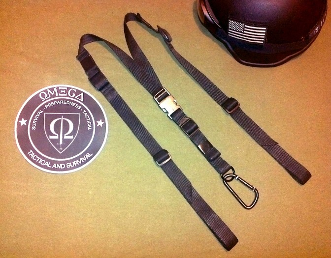 "Launching Our First In house Made Product ""Omega Single Point Sling"""