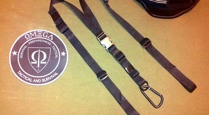 """Launching Our First In house Made Product """"Omega Single Point Sling"""""""