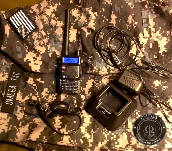 Review: Baofeng UV-5R Dual Band Handheld HAM Radio Transceiver.