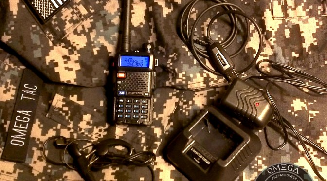 Review: Baofeng UV-5R Dual Band Handheld HAM Radio Transceiver.