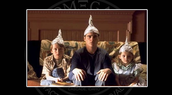 Avoid The Tin Foil Hat Club!! When Crazy and Paranoid Interfere With Rational Thinking!
